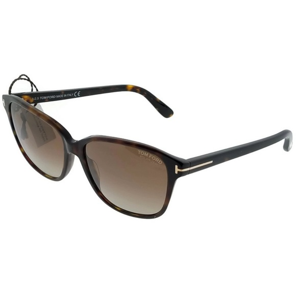 71ab383afff29 FT0432-52H Dana Women s Havana Frame Sunglasses. NWT. TOM FORD